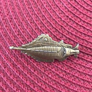 Disney submarine pin